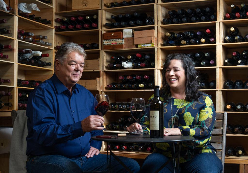 Leto Cellars Virtual Wine Tasting